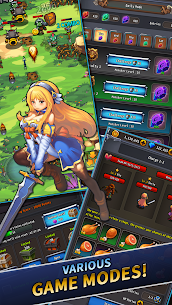 Wonder Knights : Retro Shooter RPG 2.1.7 APK Mod for Android 2