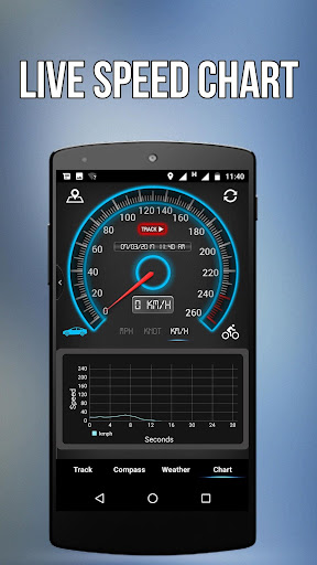 GPS Speedometer  screenshots 7