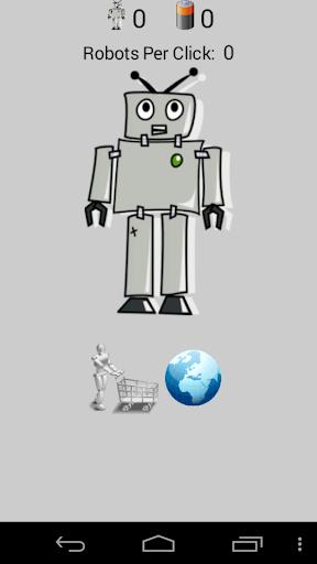Robot Clicker