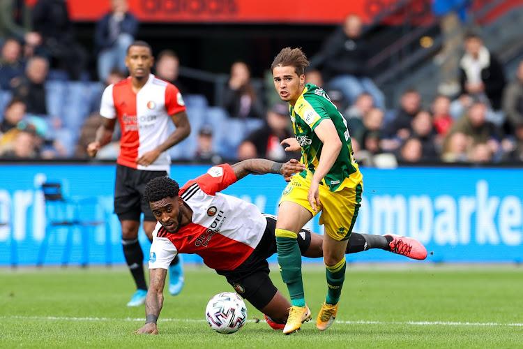 """Samy Bourard a découvert l'Eredivisie : """"Ca reste supérieur à la Belgique"""""""