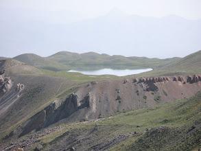 Photo: Achiktash, view to Tulparkul lake
