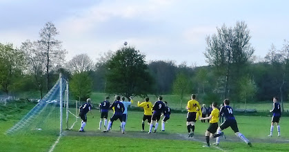 Photo: 07/05/13 v Shepley (Huddersfield & District League Division One) 1-2 - contributed by Mike Latham