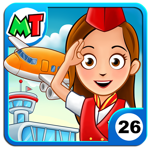 My Town : Airport (game)