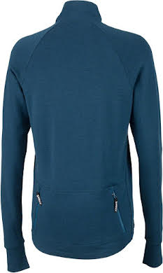 Surly Merino Long Sleeve Jersey - Navy alternate image 0