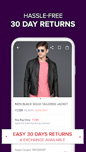 Myntra Online Shopping App – Shop Fashion & more App Latest Version Download For Android and iPhone 8