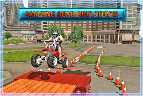 Dirt Bike Driving and Parking screenshot