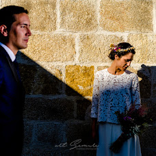 Wedding photographer Chema Sanchez (ChemaArtSemure). Photo of 05.07.2017