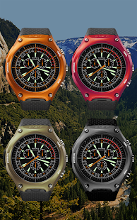 A42 WatchFace for Android Wear- screenshot thumbnail