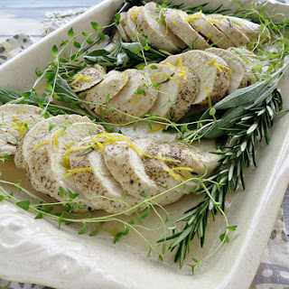 Herb Roasted Chicken Breasts.