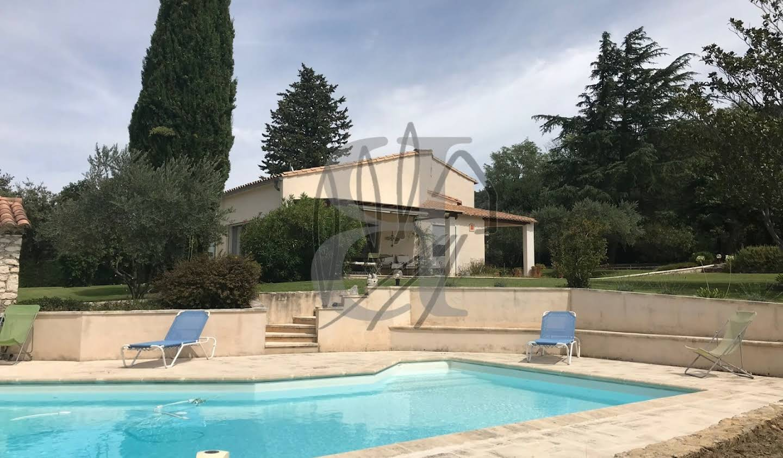 Villa avec piscine Saint-Paul-Trois-Châteaux