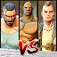 Kickboxing Vs KungFu & Ninja Fighting Game icon