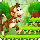 Jungle Monkey Run 2 : Banana Adventure