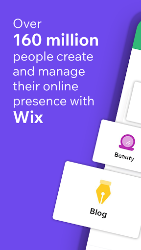 Wix: Build Websites, Online Stores, Blogs, & more Apk 1
