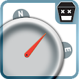 ToThere - Destination Compass icon