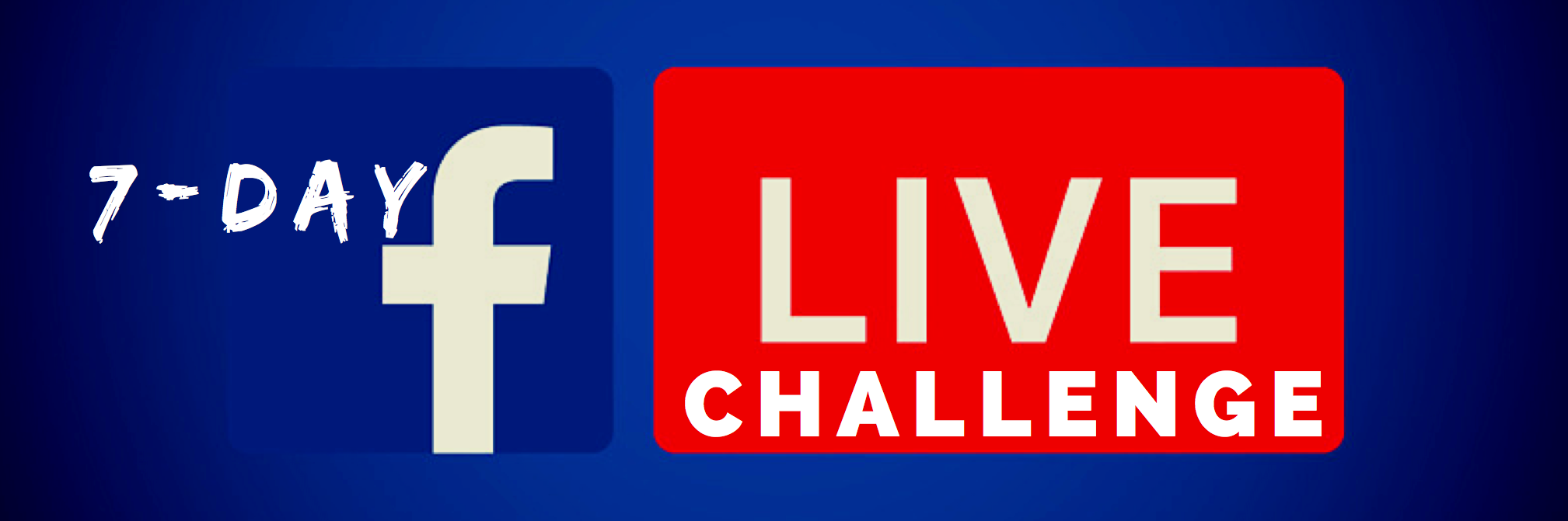 join the facebook live challenge. Black Bedroom Furniture Sets. Home Design Ideas