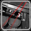 Gun Knives live wallpaper icon