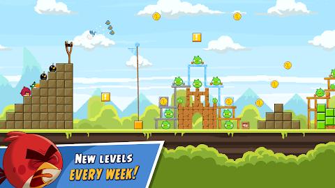Angry Birds Friends Screenshot 8