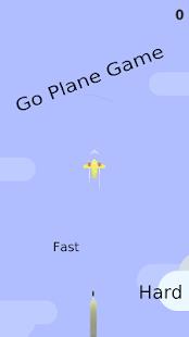Go Plane Game - náhled