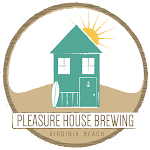 Logo for Pleasure House Brewing