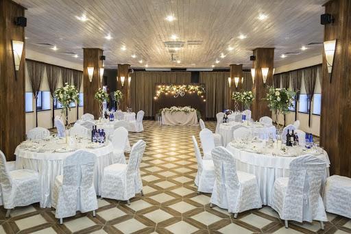 Зал «Гэтсби» в ресторане Лачи для свадьбы