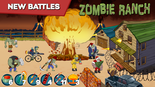 Zombie Ranch - Battle with the zombie 2.0.12 {cheat|hack|gameplay|apk mod|resources generator} 5