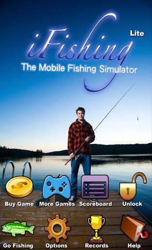 i Fishing Lite screenshot 1