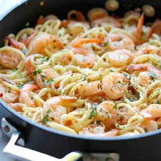 Shrimp Scampi Pasta Recipes.