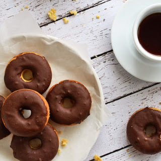 (Coconut Flour) Cake Donuts