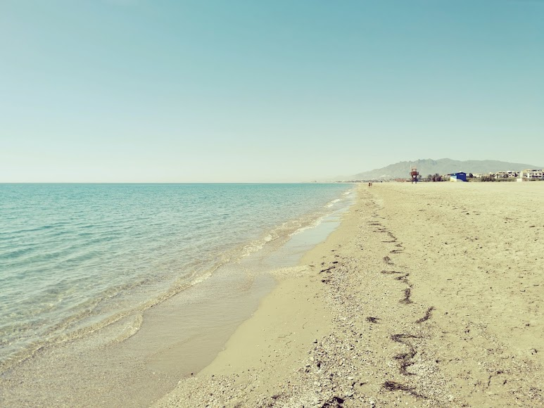 Vera, amplias playas de la localidad del Levante Almeriense.