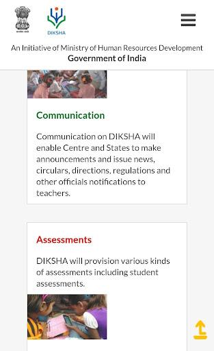 DIKSHA - Teachers,Students Learning Material Point app (apk) free