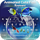 Animated Cute Fish Keyboard Theme Download on Windows