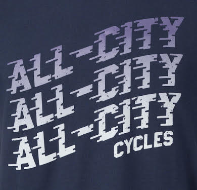 All-City Flow Motion T-Shirt alternate image 0