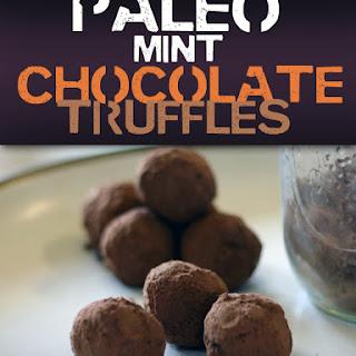 Mint ChocolateTruffle