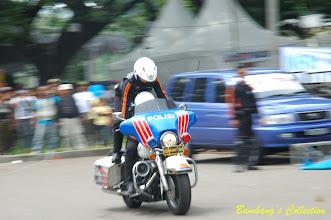 Photo: Aksi Sang Polisi Wanita