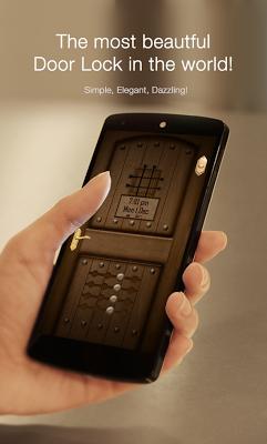 Door Lock Screen - screenshot