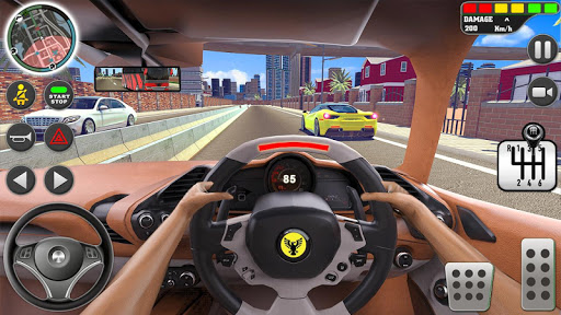City Driving School Simulator: 3D Car Parking 2019 4.1 screenshots 3