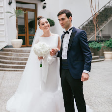 Wedding photographer Ksenya Aranovskaya (aranovskaya1). Photo of 21.12.2016