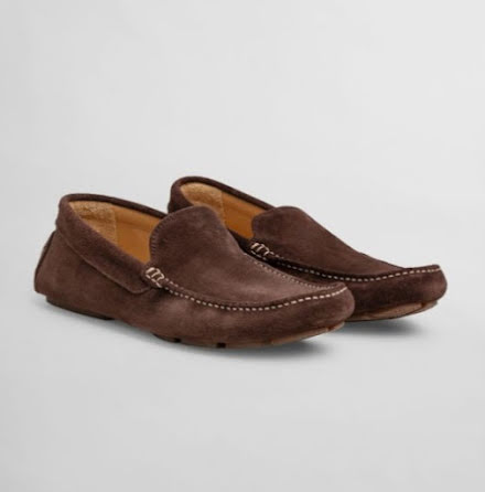 Nicehill Moccasin, dark brown