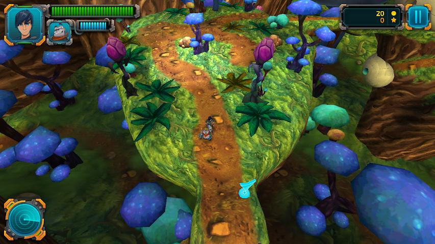 android Slugterra: Dark Waters Screenshot 20