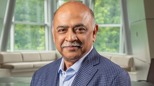 Arvind Krishna, IBM chairman and chief executive officer.