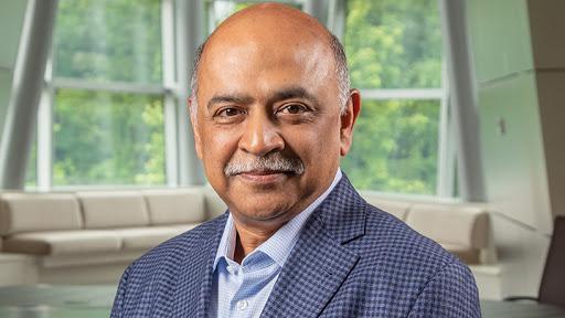 IBM CEO Arvind Krishna.