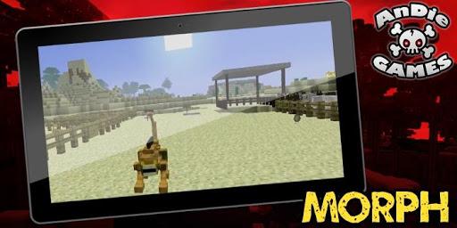 Morph Pro Mod for MCPE 1.0 screenshots 3