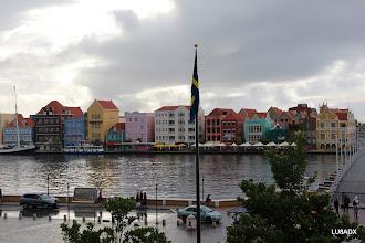 Photo: Vista diurna desde la ventana del hotel