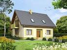 projekt domu Kiwi