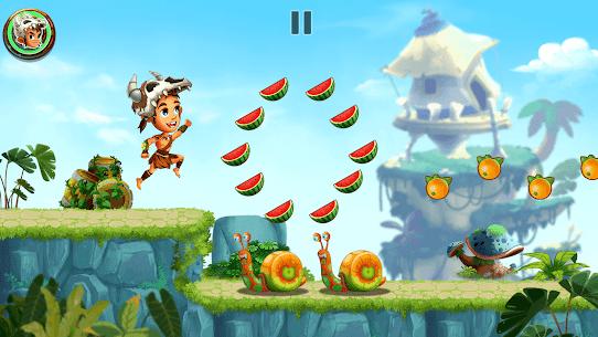Jungle Adventures Run Mod Apk 2.0.12 (Unlimited Food) 2