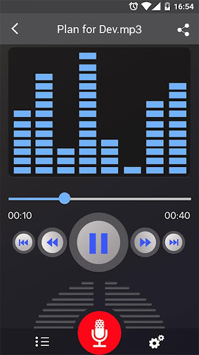 Voice Recorder 34 screenshots 10