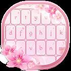 Pink Lite Keyboard icon