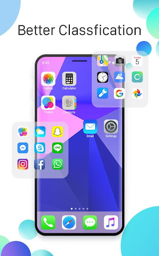 Download X Launcher for IOS 11: Stylish Theme for Phone X on