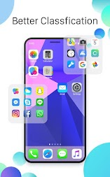 X Launcher for IOS 11: Stylish Theme for Phone X APK screenshot thumbnail 3