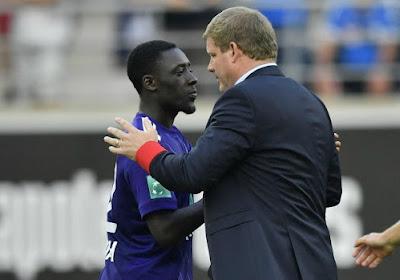 Qui pour remplacer Appiah sur l'aile droite d'Anderlecht ? Trois (ou quatre) options